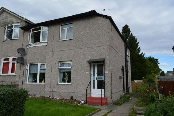3 Bedrooms Flat for sale in 373 Croftfoot Road, Glasgow, G44 5LN