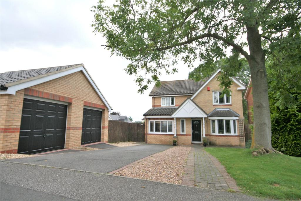 3 Bedrooms Detached House for sale in Wisteria Drive, Healing, DN41