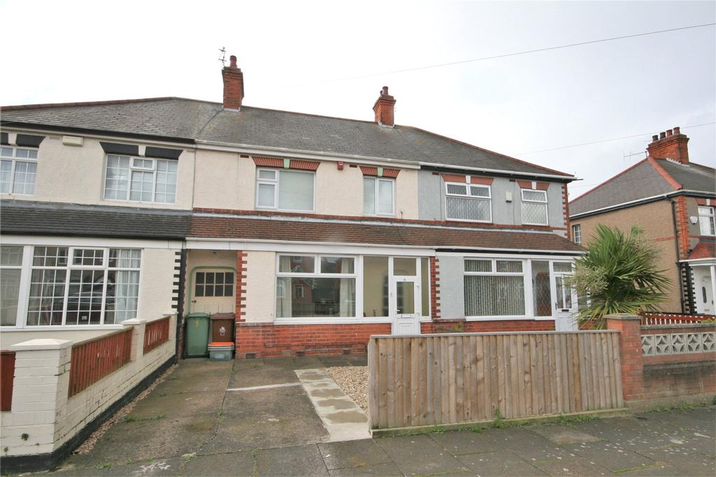 3 Bedrooms Terraced House for sale in Shaftesbury Avenue, Grimsby, DN34