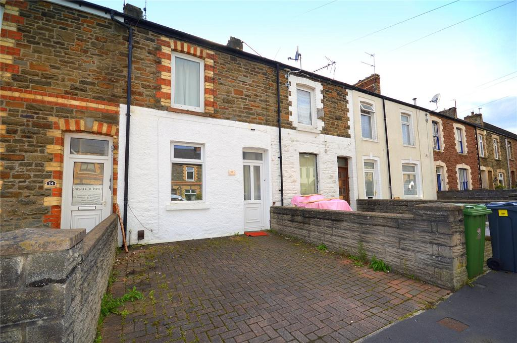 2 Bedrooms Terraced House for sale in Watson Road, Llandaff North, Cardiff, CF14