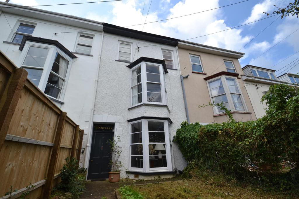 5 Bedrooms Terraced House for sale in Lansdowne Terrace, Bideford