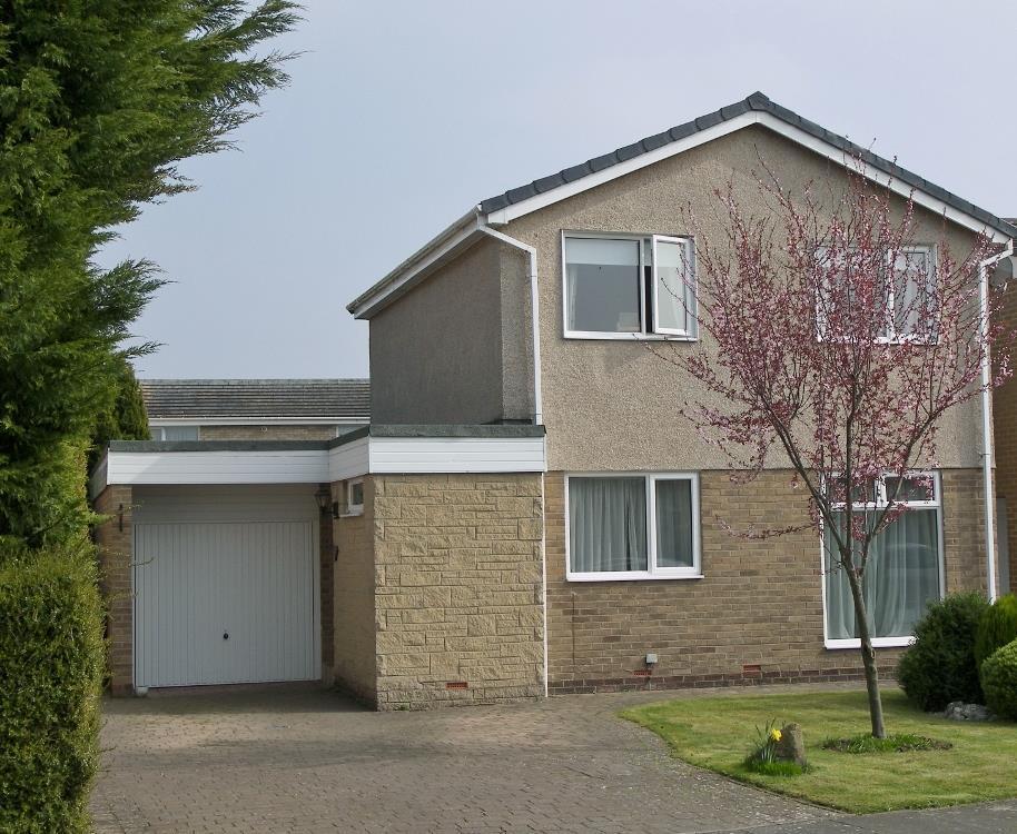 3 Bedrooms Detached House for sale in St. Leonards Walk, Morpeth