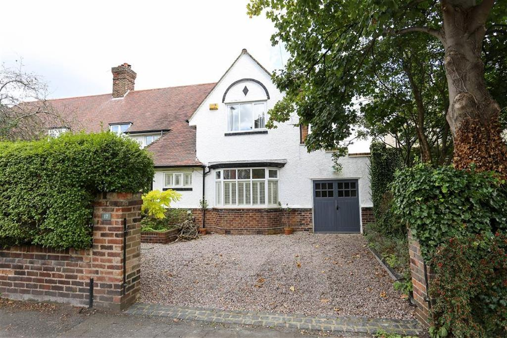4 Bedrooms Semi Detached House for sale in Fog Lane, Didsbury, Manchester
