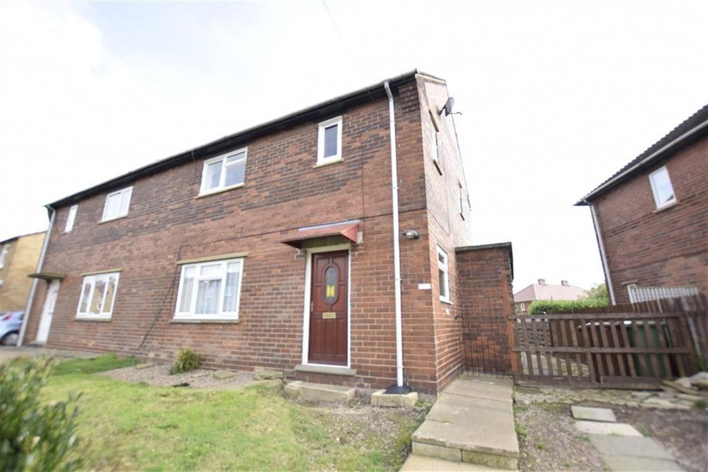 3 Bedrooms Semi Detached House for sale in Manorfield Drive, Horbury, Wakefield, WF4