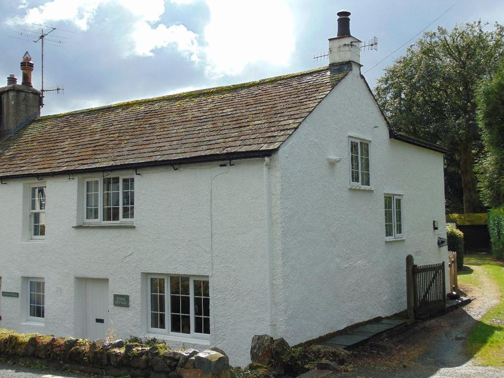 3 Bedrooms Cottage House for sale in Stable Cottage, Portinscale, Keswick, Cumbria, CA12 5RF