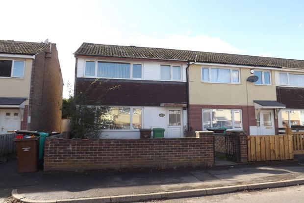 3 Bedrooms Terraced House for sale in Cranwell Road, Nottingham, NG8