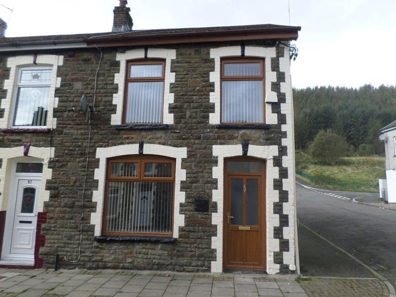 3 Bedrooms End Of Terrace House for sale in James Street, Maerdy, Ferndale