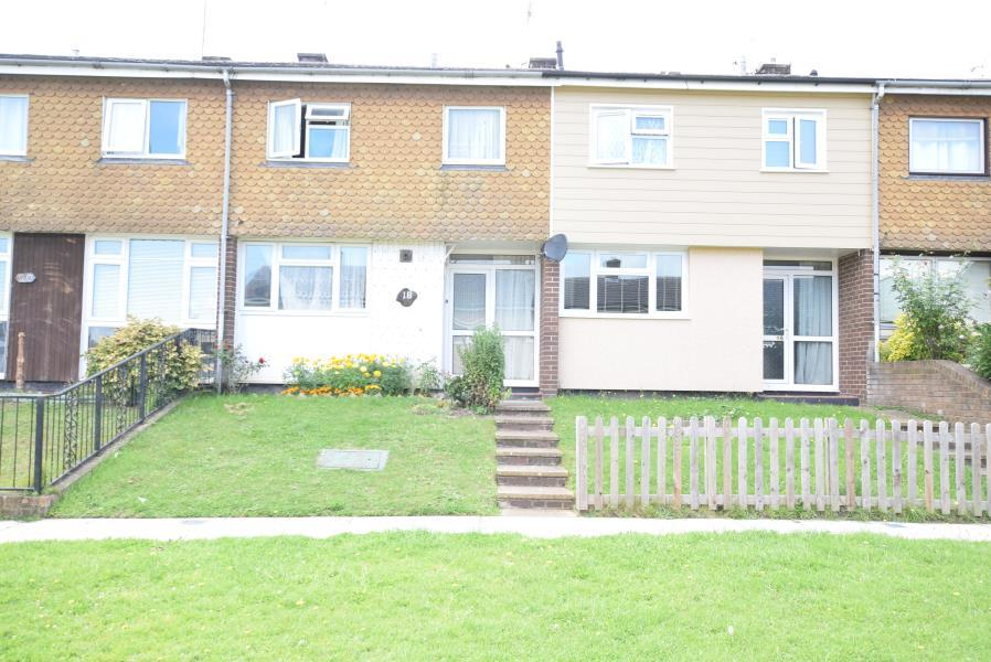 3 Bedrooms Terraced House for sale in Dulnan Close, Reading