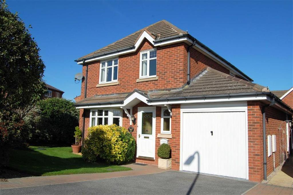 4 Bedrooms Detached House for sale in Rhodfa Brenig, Upper Colwyn Bay, Colwyn Bay
