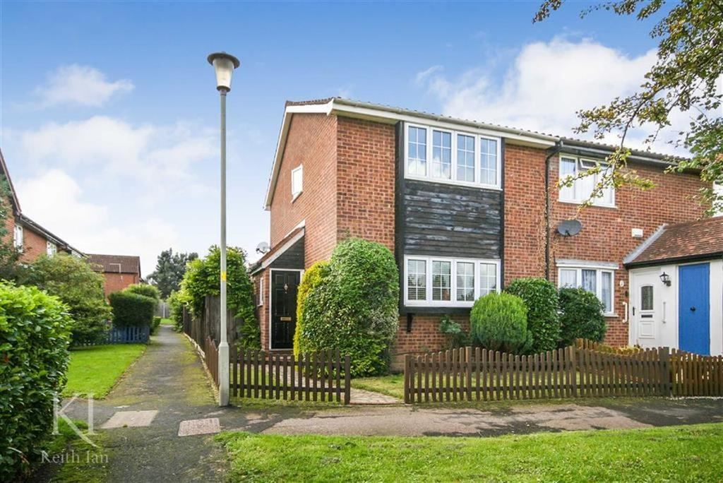 3 Bedrooms End Of Terrace House for sale in Bushbarns, Cheshunt