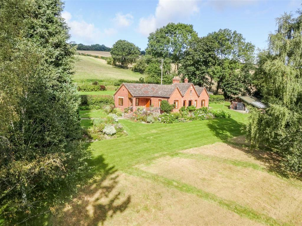 4 Bedrooms Detached House for sale in Richards Castle, Ludlow