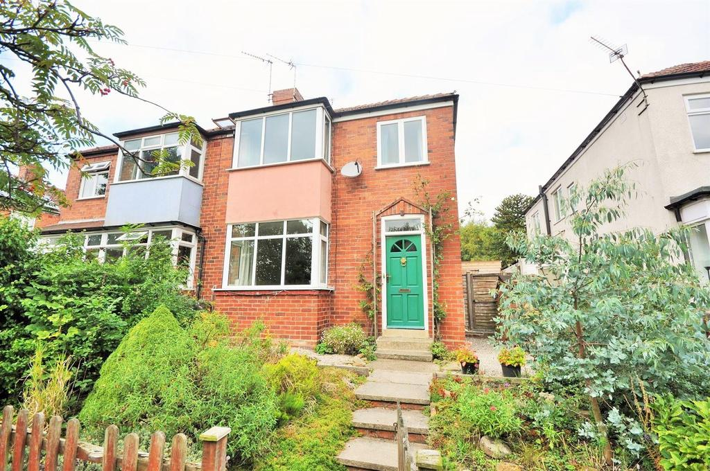 4 Bedrooms Semi Detached House for sale in Edgeware Road, Fulford, York