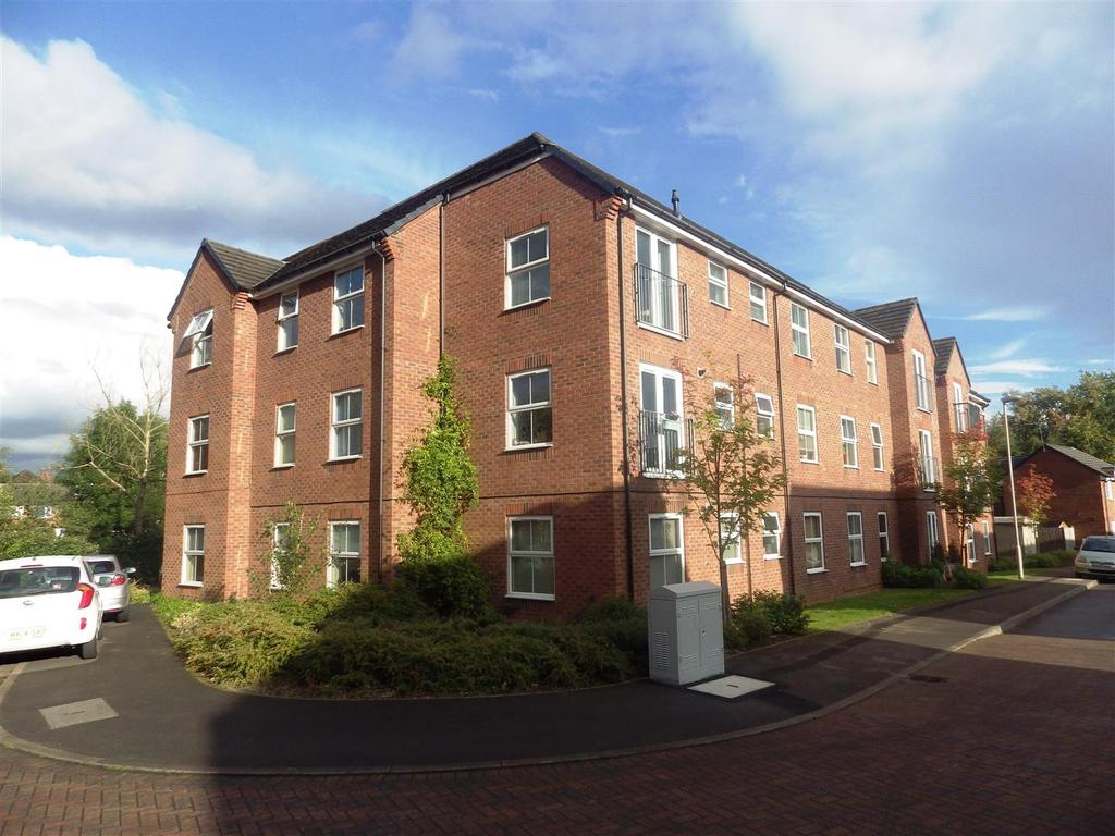 2 Bedrooms Apartment Flat for sale in Brett Young Close, Halesowen