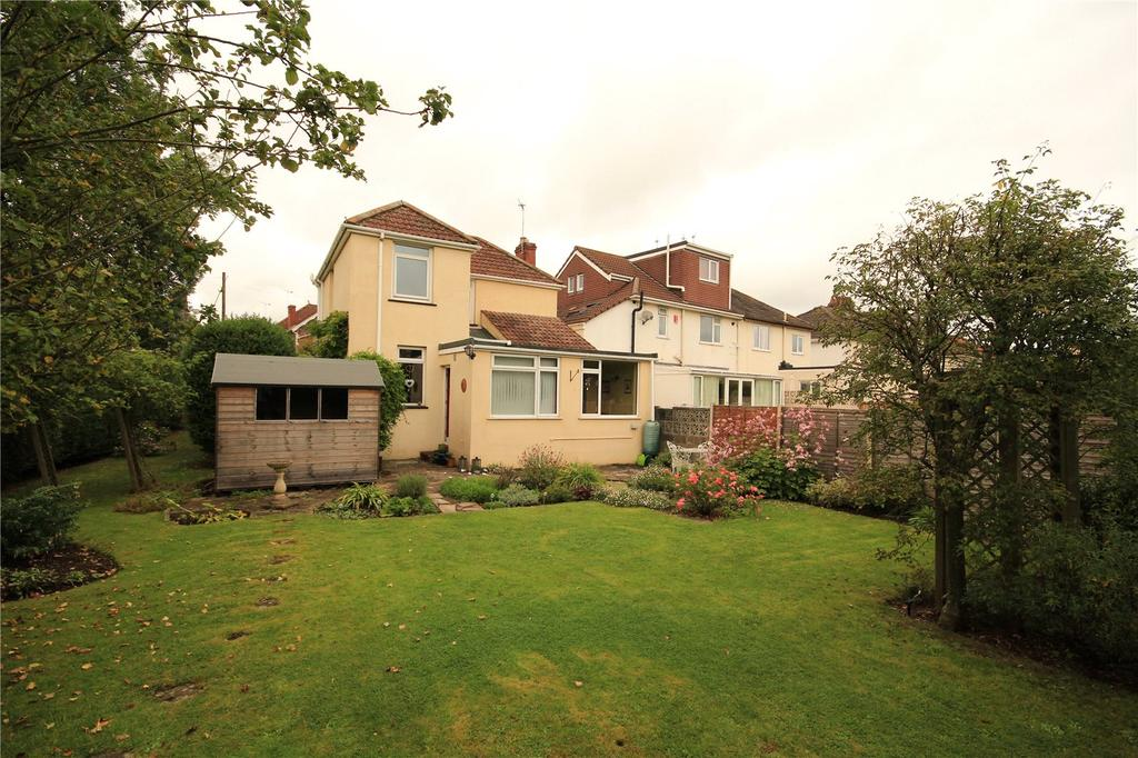 2 Bedrooms Detached House for sale in Overndale Road, Downend, Bristol, BS16