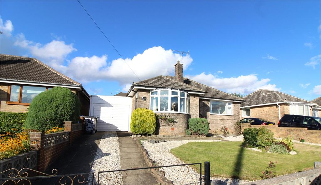 2 Bedrooms Detached Bungalow for sale in Wayland Avenue, Worsbrough, Barnsley, S70