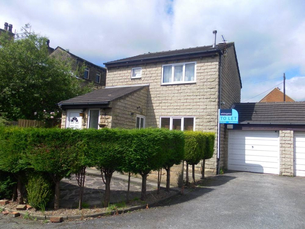 2 Bedrooms Apartment Flat for sale in Portland Close, Lindley, HD3