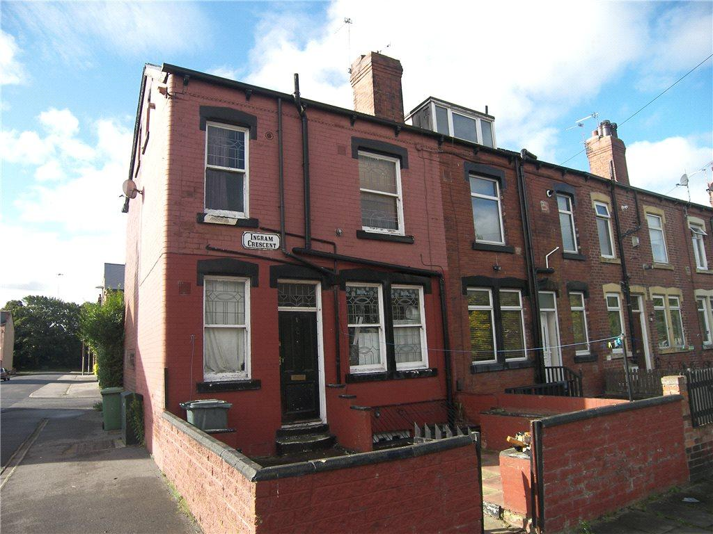 2 Bedrooms Terraced House for sale in Ingram Crescent, Leeds, West Yorkshire