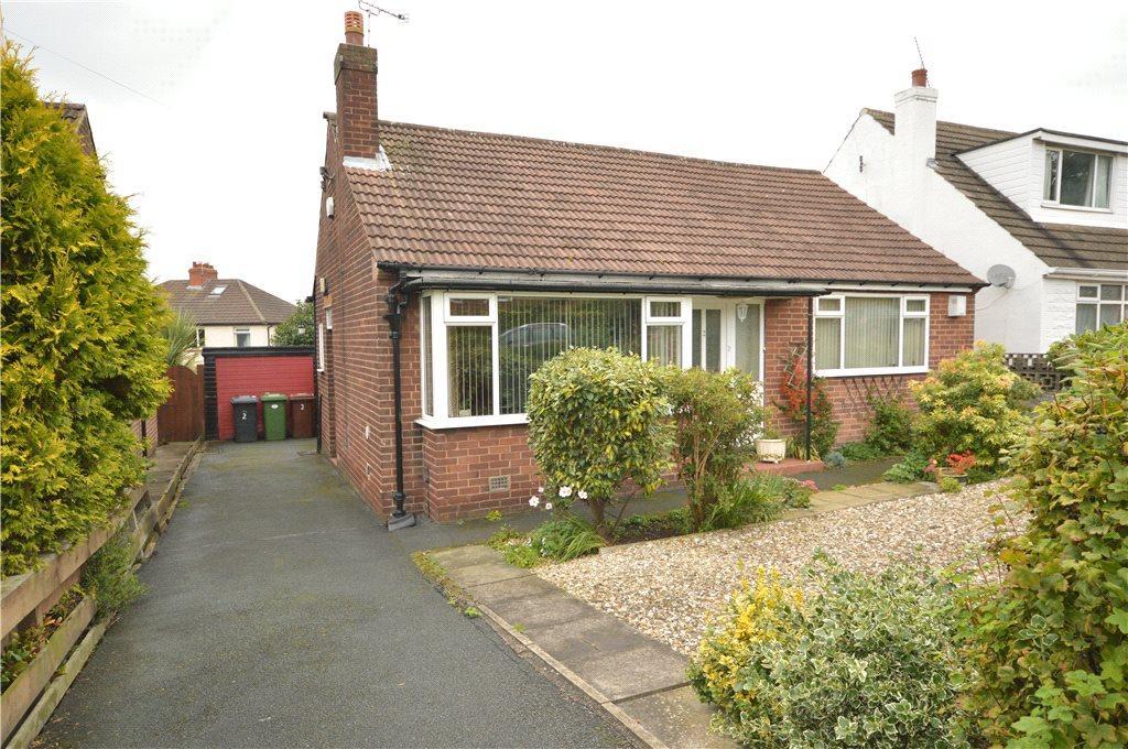 2 Bedrooms Detached Bungalow for sale in Holly Avenue, Cookridge, Leeds