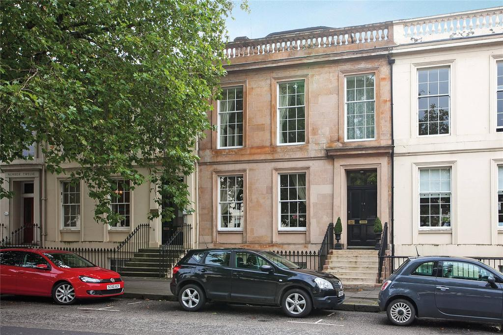 5 Bedrooms House for sale in Fitzroy Place, Kelvingrove, Glasgow