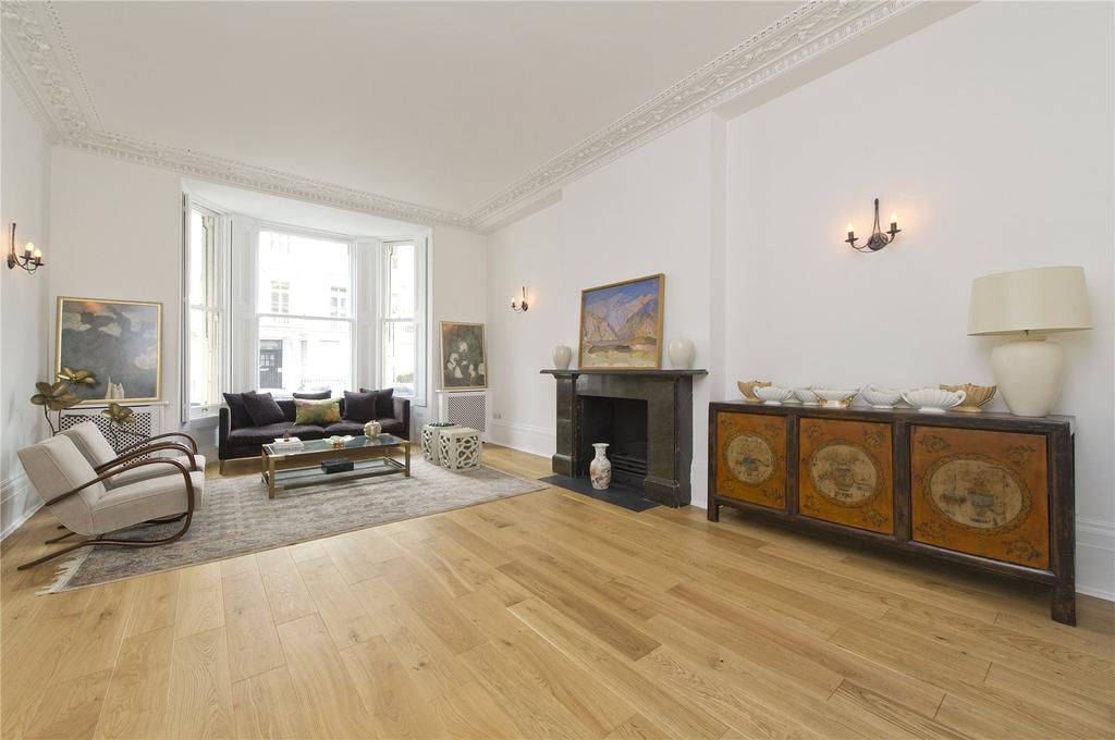 2 Bedrooms Ground Flat for sale in Elvaston Place, London. SW7