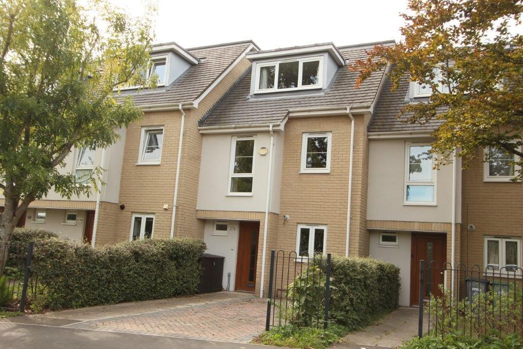 4 Bedrooms Town House for sale in Shamblehurst Lane South, Hedge End SO30