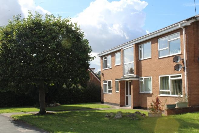 2 Bedrooms Apartment Flat for sale in Apartment, 3 Moorfield Court, Newport, Shropshire, TF10 7QT
