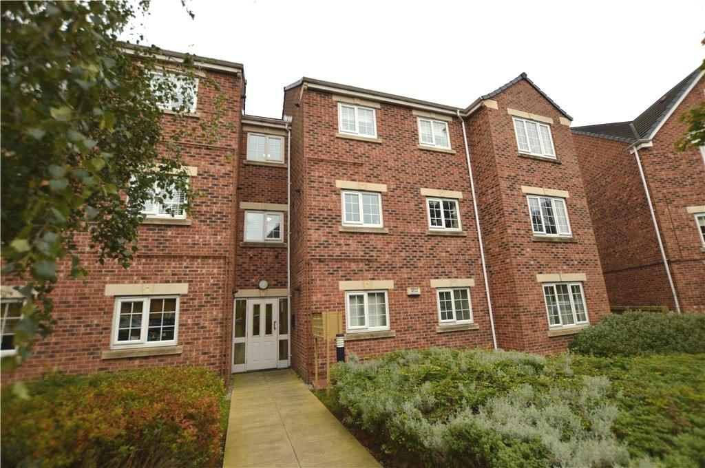 2 Bedrooms Apartment Flat for sale in Castle Lodge Avenue, Rothwell, Leeds, West Yorkshire
