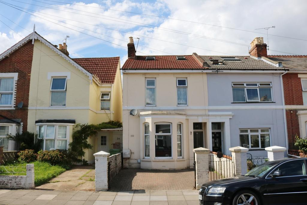 6 Bedrooms End Of Terrace House for sale in Duncan Road, Southsea