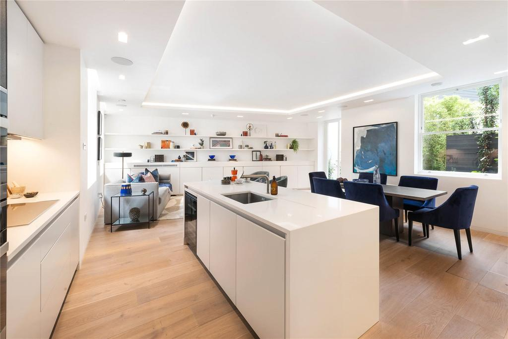 5 Bedrooms House for sale in Victoria Gardens, Notting Hill, London