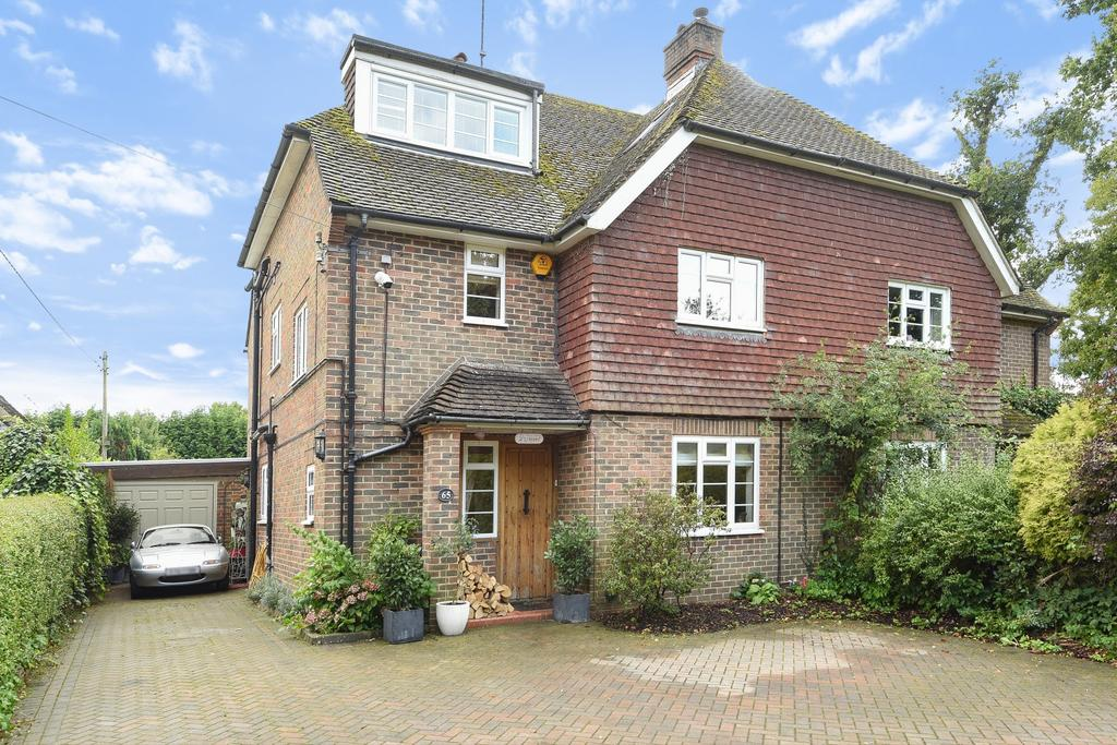 4 Bedrooms Semi Detached House for sale in Old Guildford Road, Broadbridge Heath, RH12
