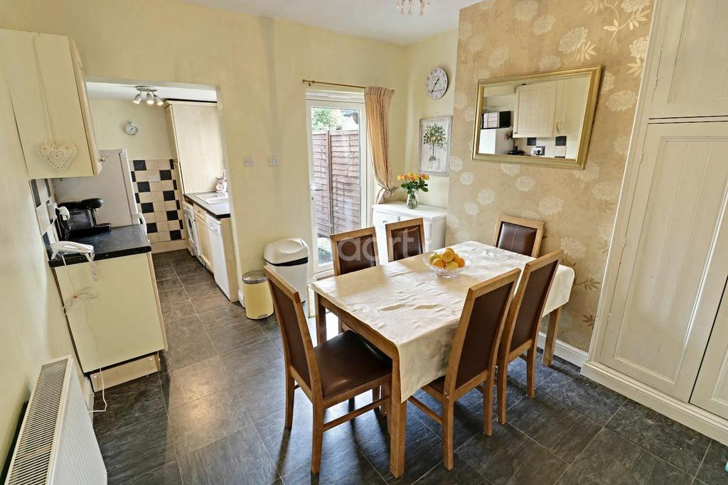 2 Bedrooms Terraced House for sale in New Street, Grantham