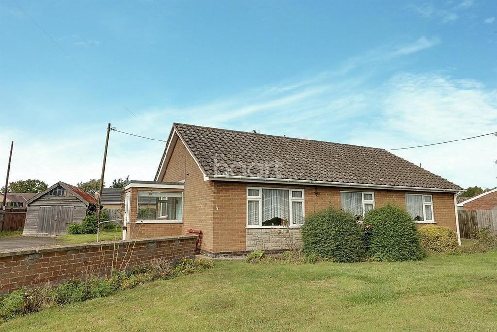 3 Bedrooms Bungalow for sale in Doddington