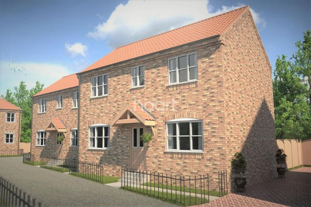 4 Bedrooms Detached House for sale in Daleside Place, Colwick