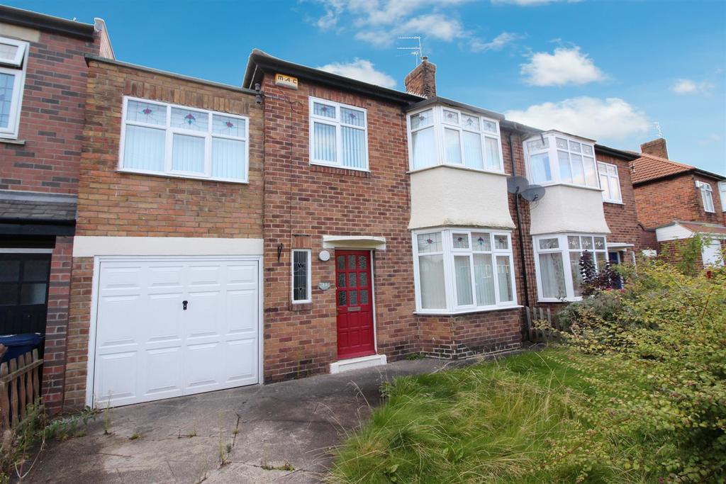 4 Bedrooms Semi Detached House for sale in Patterdale Gardens, Newcastle Upon Tyne
