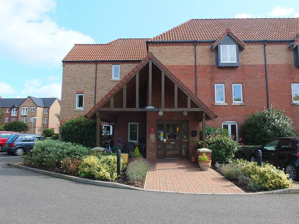 1 Bedroom Retirement Property for sale in Pool Close, Spalding