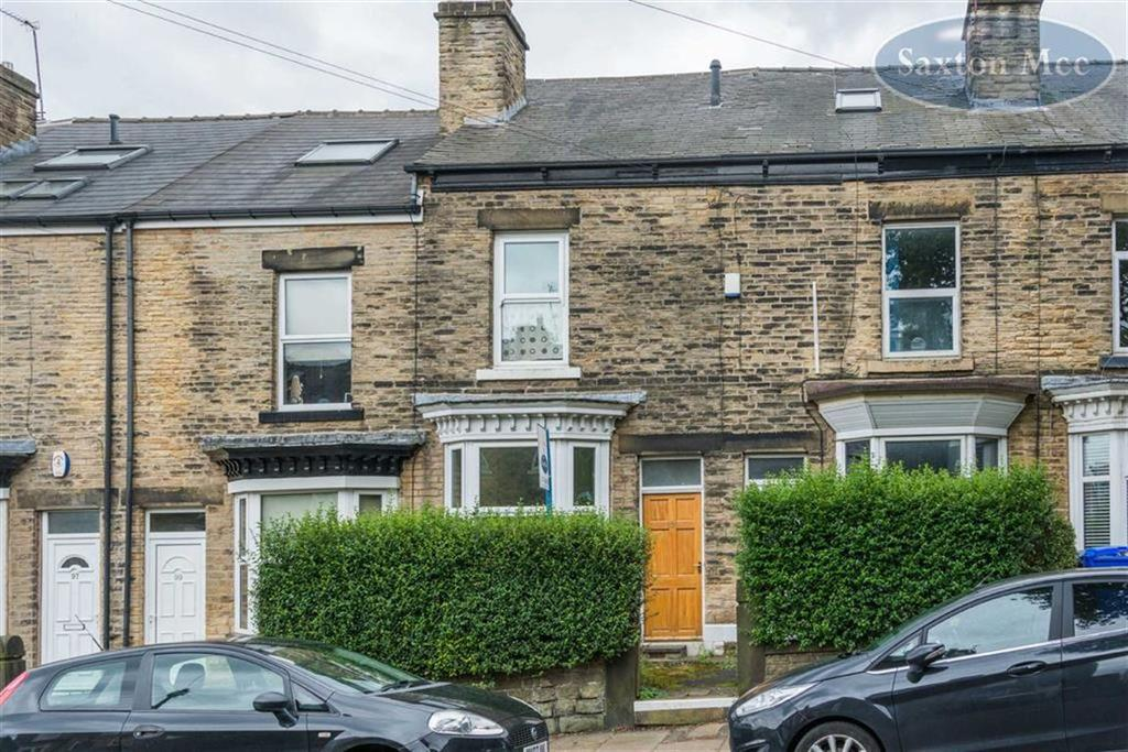 3 Bedrooms Terraced House for sale in Slinn Street, Crookes, Sheffield, S10