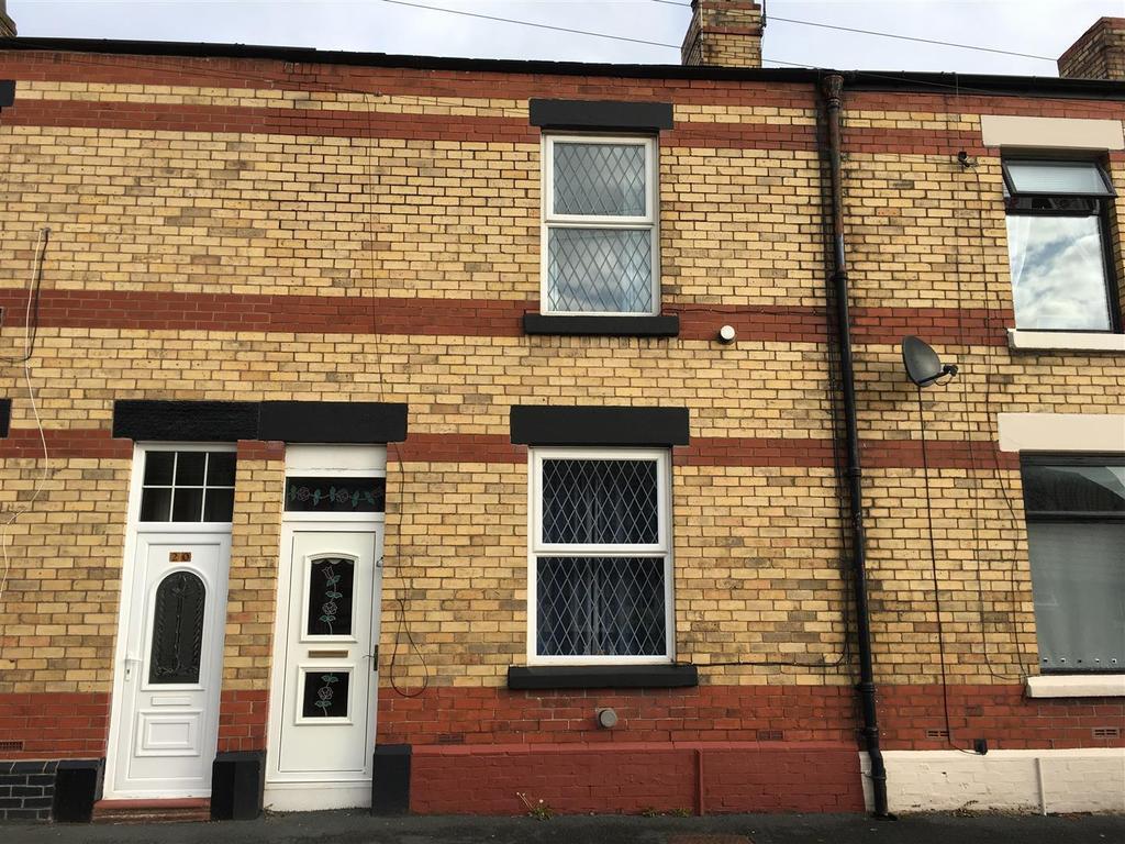 2 Bedrooms Terraced House for sale in Railway Terrace, Wesham, Preston