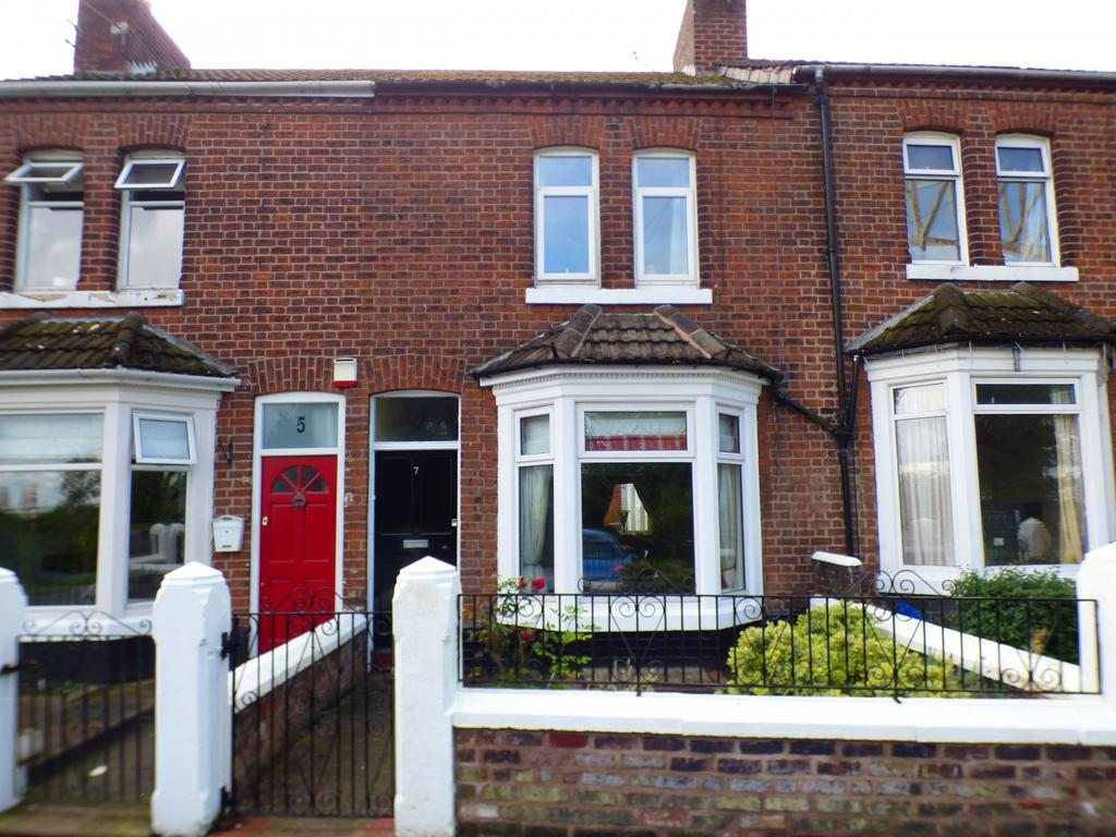 3 Bedrooms House for sale in South Bank Terrace, Runcorn