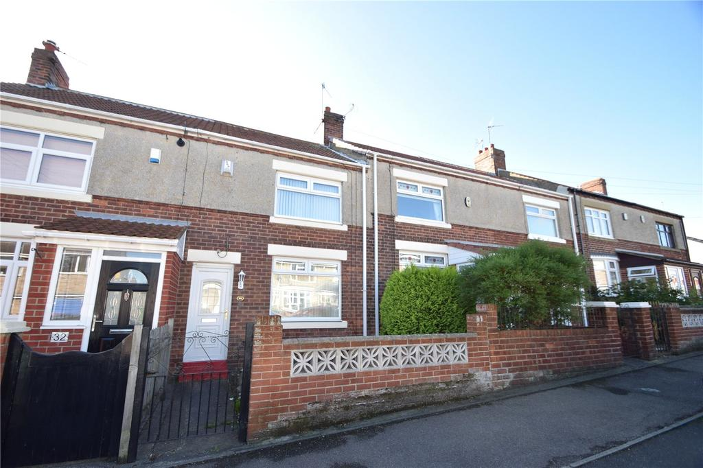2 Bedrooms Terraced House for sale in Ambleside Avenue, Seaham, Co Durham, SR7