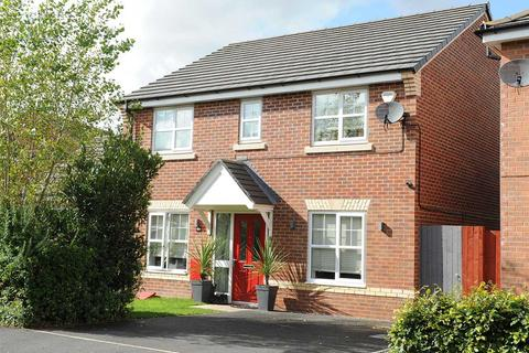 4 bedroom detached house for sale - 100 Roseway Avenue, Cadishead M44 5GJ