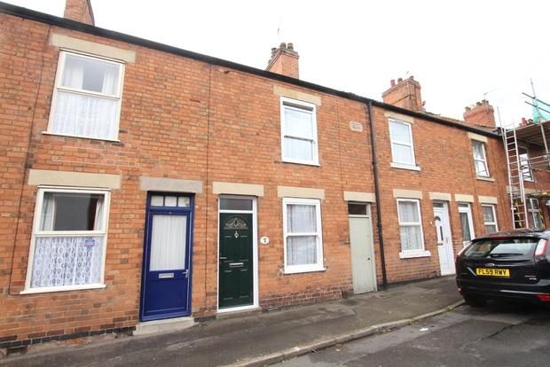 2 Bedrooms Terraced House for sale in Belvoir Street, Melton Mowbray, LE13