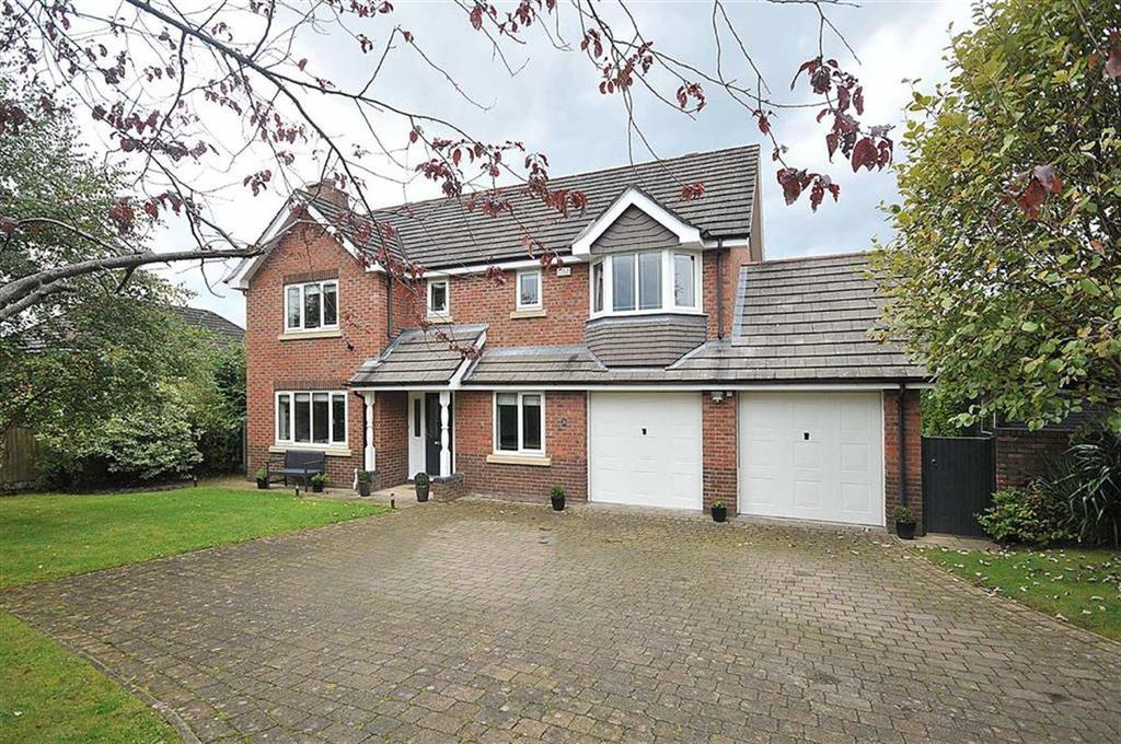 4 Bedrooms Detached House for sale in Betchworth Way, Tytherington