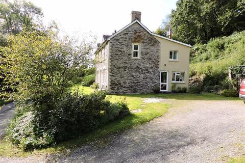4 bedroom property with land for sale - Meidrim, Carmarthen
