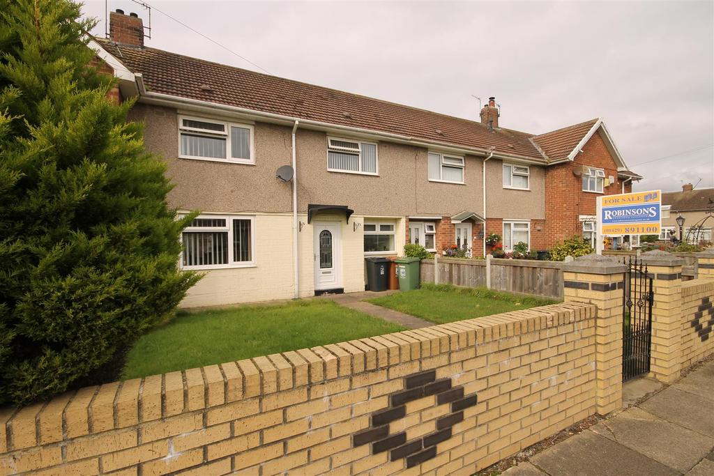 3 Bedrooms Terraced House for sale in Dundee Road, Rossmere, Hartlepool