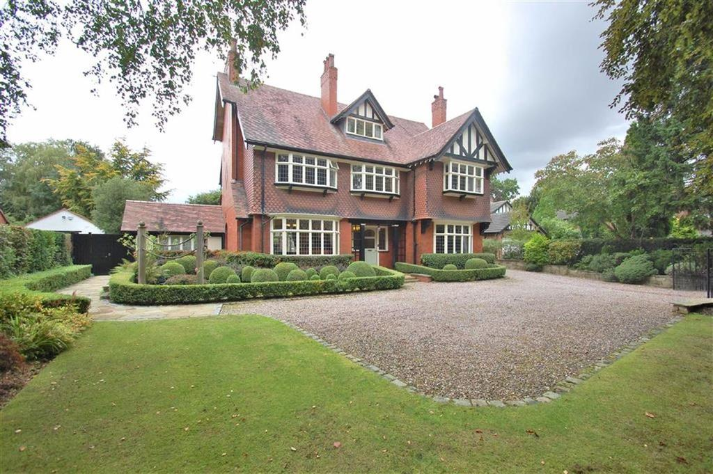 6 Bedrooms Detached House for sale in Ladybrook Road, Bramhall, Cheshire