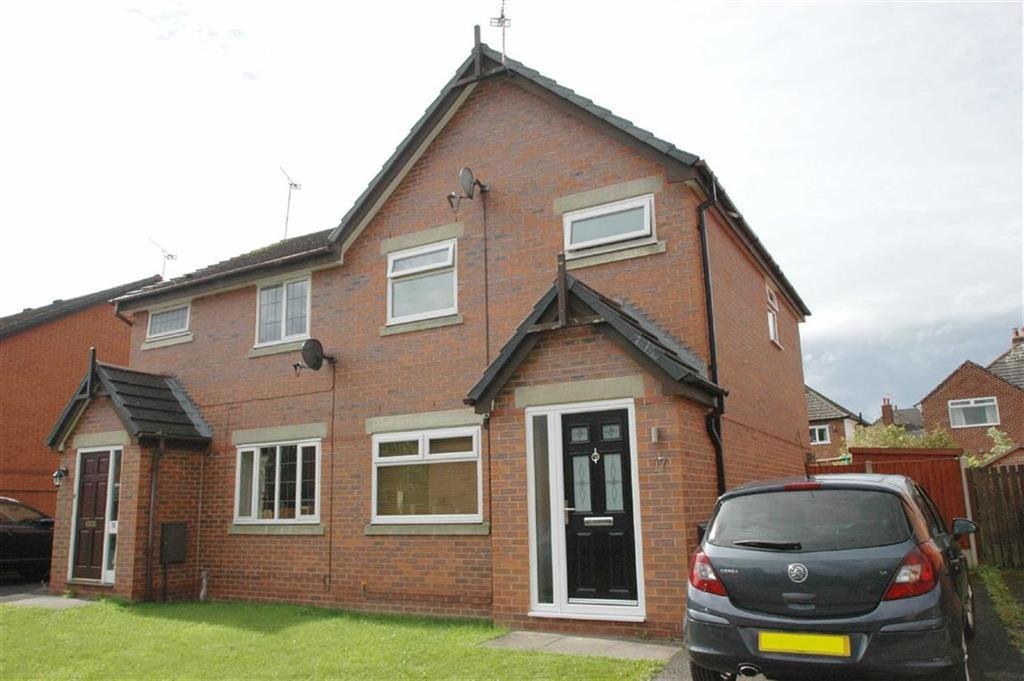 3 Bedrooms Semi Detached House for sale in Newry Park East, Chester
