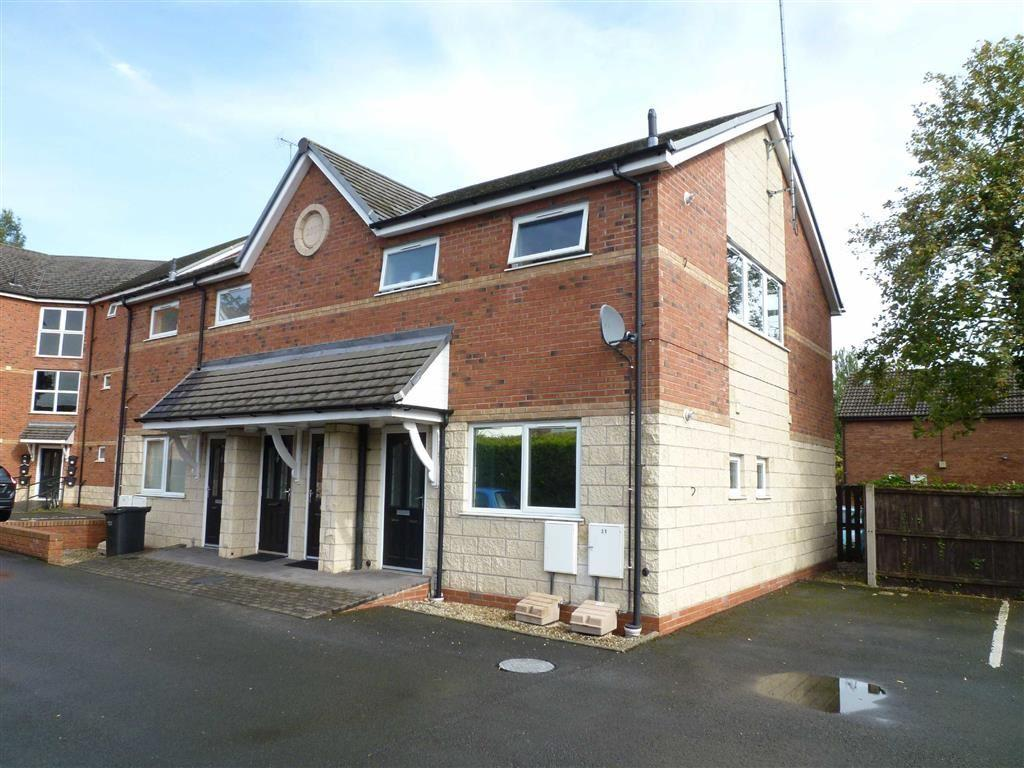 2 Bedrooms Flat for sale in Perrett Walk, Kidderminster, Worcestershire