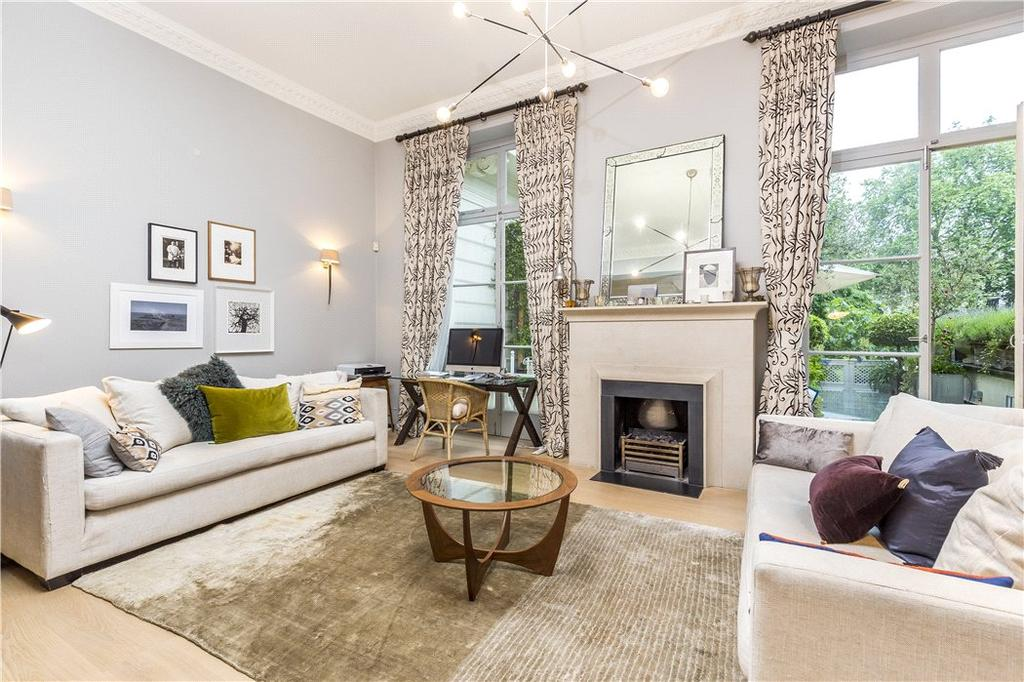 5 Bedrooms Flat for sale in Cleveland Square, Bayswater, London, W2