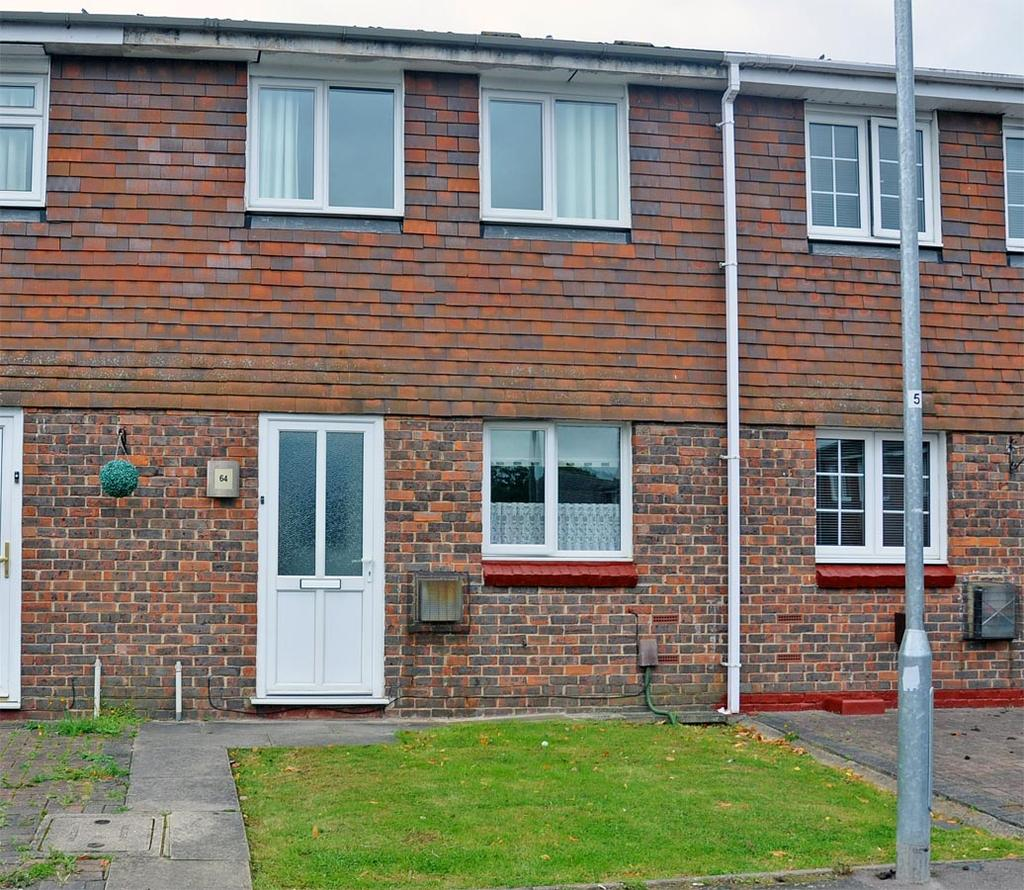 2 Bedrooms Terraced House for sale in HITCHIN CLOSE, HAROLD HILL RM3