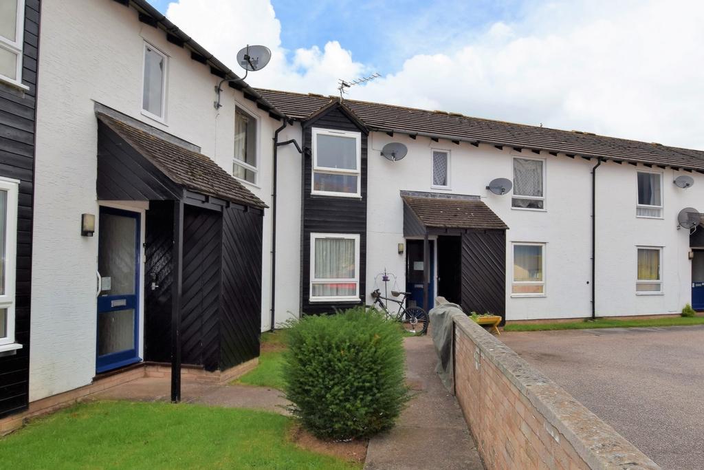 1 Bedroom Flat for sale in Antonine Crescent, Redhills, EX4